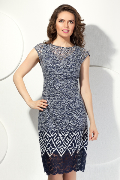 Платье П-472